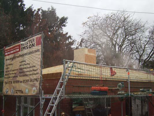 Carpentry Work Meister Emson Dorset Roofing Specialist