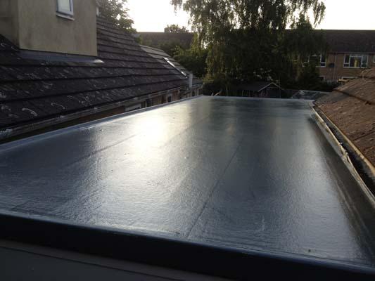 Grp Fibreglass Flat Roofing Meister Emson Dorset