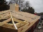 05 timber pitch roof