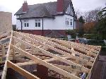 06 timber pitch roof